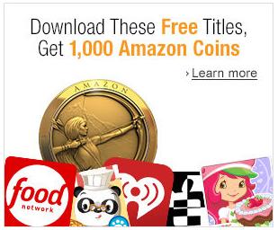 1000 Free Amazon Coins