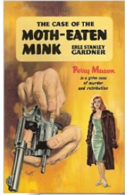 Perry Mason - Case of the Moth-Eaten Mink