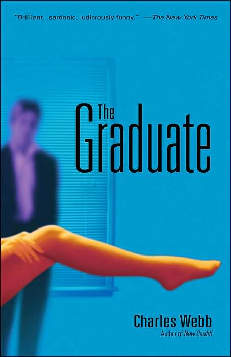 The Graduate Book Cover by Charles Webb