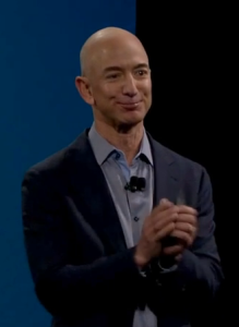 Jeff Bezos introduces the Amazon Fire Phone