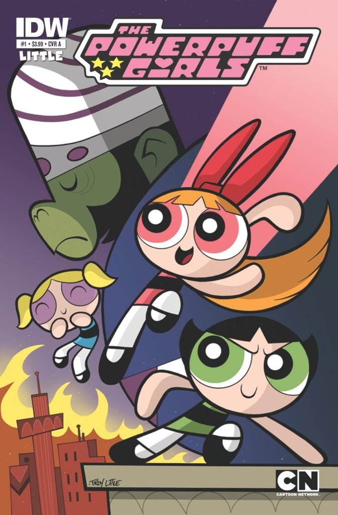 Powerpuff Girls comics