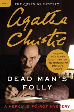 Dead Man's Folly - a Hercule Poirot Mystery by Agatha Christie