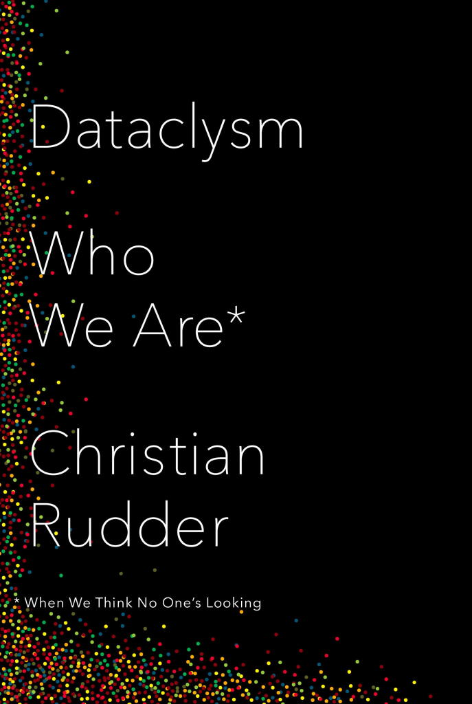 Dataclysm by OkCupid found Christian Rudder