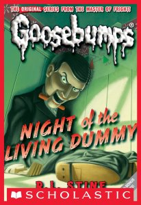 Goosebumps - Night of the Living Ventriloquist's Dummy