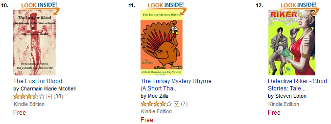 The Turkey Mystery Rhyme - a free children's book for Thanksgiving