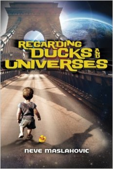 Regarding Ducks and Universes - science fiction book cover