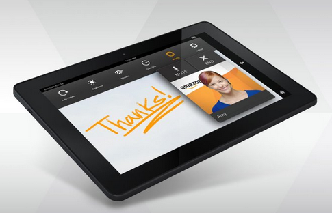 Amazon Thank You Sale on Fire Tablets