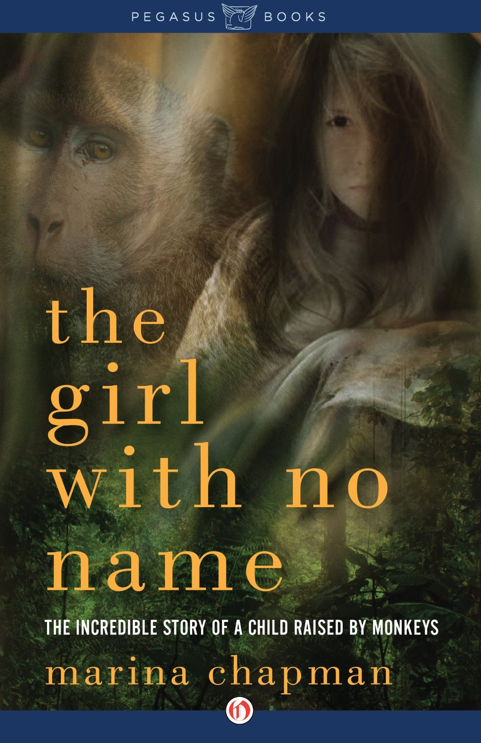 The Girl With No Name book cover