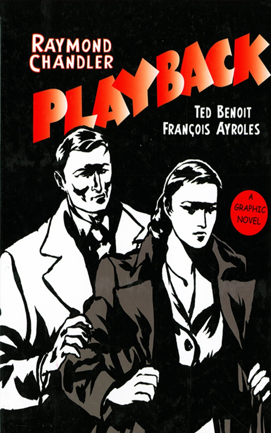 Playback graphic novel by Raymond Chandler