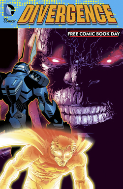 Free Comic Book Day - Batman Superman Divergence Preview