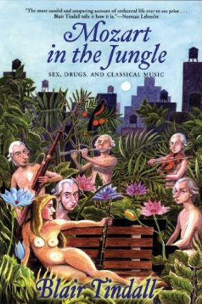 Mozart in the Jungle - sexy book cover