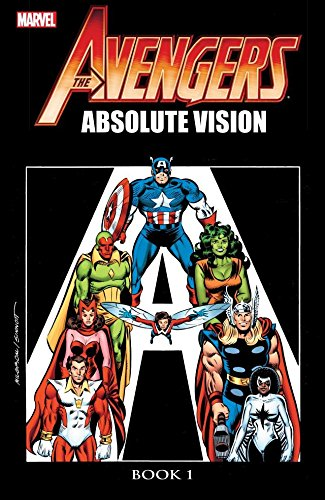 Avengers - Absolute Vision