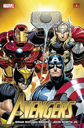 Avengers Volume 1 - Brian Michael Bendis - The Heroic Age