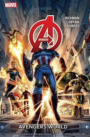 Avengers - Volume 1 - Marvel Now