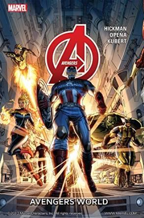 Avengers - Volume 1 - Marvel Now