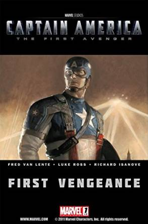 Captain America - First Vengeance