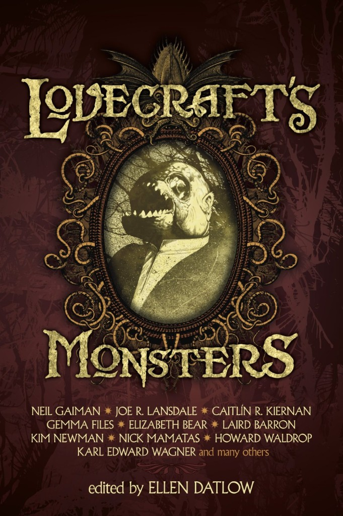 Lovecrafts Monsters by Neil Gaiman