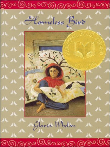 Homeless Bird cover by Gloria Whelan