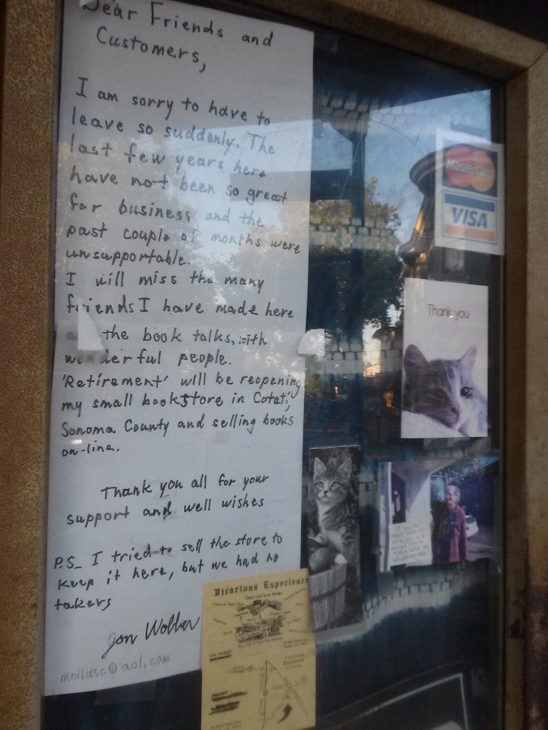 Shakespeare and Co in Berkeley - June 21st