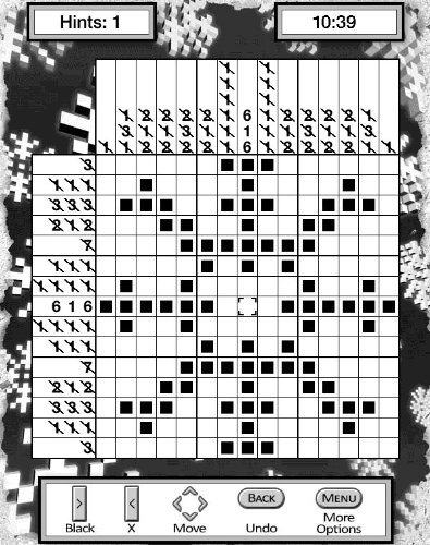 Picture Perfect Puzzle - Snowflake