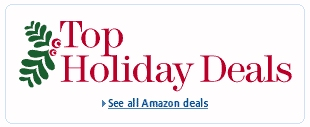Amazon Holiday Deals on discounted Kindle ebooks